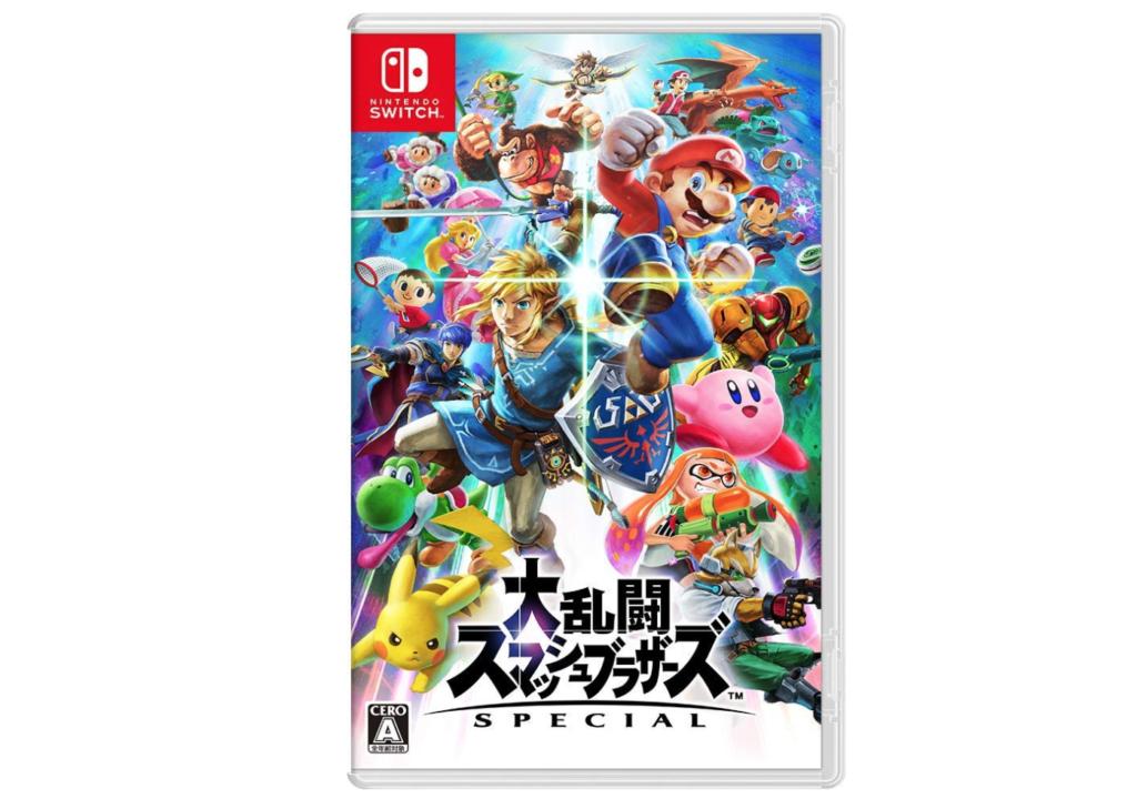 大乱闘スマッシュブラザーズ!史上最大規模!!Nintendo Switchで登場!!