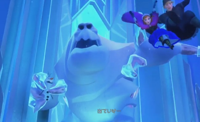 アナと雪の女王|アレンデールのステージ攻略【キングダムハーツ3】