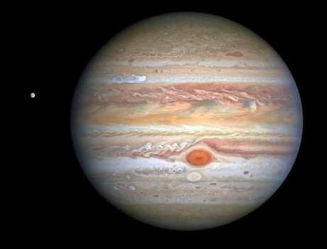 木星:142,984,000m