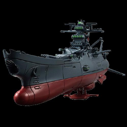 ヤマト(宇宙戦艦ヤマト):265.8m